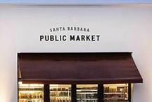 work inspiration: public markets