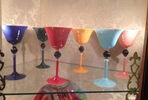 Beautiful Wine Glasses / Fabulous wine glasses that we love