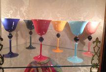 Beautiful Wine Glasses / Fabulous wine glasses that we love