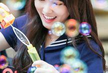 Korean pop star