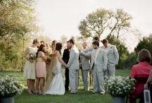 "Southern Ceremonies / ""I do!"" Inspiration for your vows and wedding ceremony / by Southern Weddings Magazine"