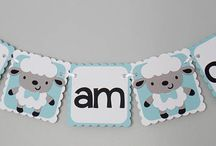 first birthday party banners