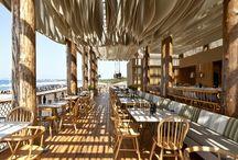 Beach Side Cafes