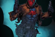 Comic Art - Red Hood