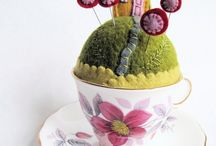 For the Love of Pincushions