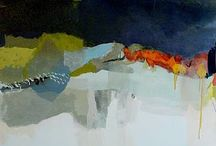 Abstract painting inspiration