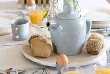 Enjoy moment breakfast