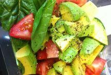 Diva & Salads / Love, Love, Love Salads & Dressing!