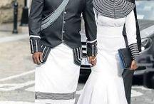 Traditional African Weddings