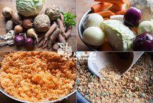 domácí polévkové koření