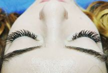 Lash Extensions / You can dial up your eye look and have longer, fuller eyelashes 24/7 with lash extensions—and our lashes are soft, comfortable and perfectly healthy for your natural lashes while they're applied.