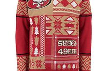 Cyber Monday 49ers Gift List / Hand picked gifts for everyone on your list + take 25% off on Cyber Monday!  Visit shop49ers.com