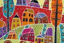 дома и города