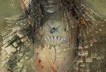 Shamanism - Schamanismus - Xamanismo