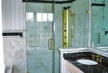 Beautiful Bathroom Remodels / Bathroom Remodeling courtesy of Kansas City NARI members.
