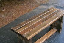 Bench Ideas................. / by Sam Warren