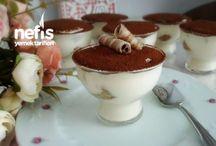 sütlü tatlı tarifleri
