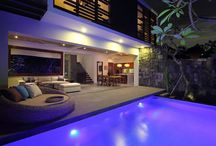 Abivilla / Luxury private villa in Seminyak Bali, by Chris Spyropoulos Architect
