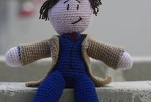 Dr Who Crochet