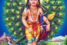 Lord Murugan/Kartikaya / Kartikaya/Murugan is the second son of Shiva and Parvati, brother of Lord Ganesha. Murugan is worshipped widely in Southern India, especially in Tamilnadu. In fact, he is called the Tamil Kadavul (The Lord of the Tamil people).