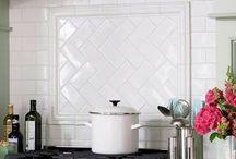 Decorative Kitchen Tile Backsplashes