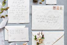Wedding Invitation & Paper Goods