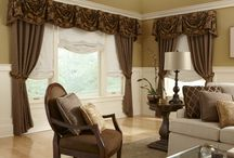 Valances & Cornices / Additional accents go a long way! Layer valances and cornices over existing window coverings to enhance your style.  / by Budget Blinds - Official