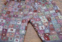 Crochet - modely