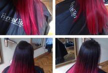 Moja tvorba / Nice Hairs