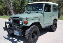 FJ40s / Cool FJ40 rebuilds