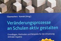 Veröffentlichungen / Bücher & Artikel zu unterschiedlichen Themen, die von Katja Glasmachers veröffentlicht wurden.