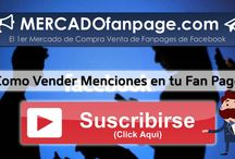 Fan Page Facebook Comprar y Vender