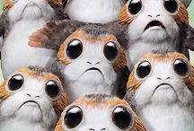 Porgs, wars and others star things