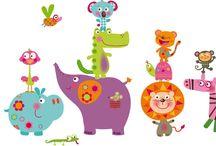 dibujos de animales bb