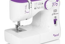 Joy Series / Joy series was specially create for sewing beginners and enthusiasts, as well as for those that already discovered their passion for sewing. All you need to enjoy your sewing!