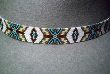 Beading - Hat Bands / by Stacy Lewis