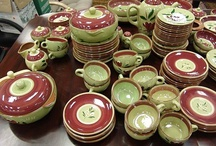 Stangl Pottery / Having inherited Stangl Pottery, I have  passion for buying more at garage sales, and flea markets.