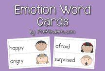 Emotions / by Zoe Vanessa