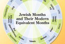 Jewish and Hebrew information