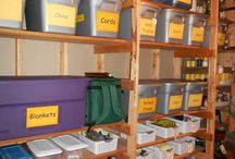 KidMin Storage room