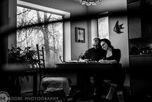 Engagement Sessions - Winter