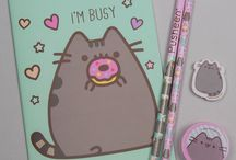 Pusheen the Cat Toys & Gifts / Pusheen plush toys, games, gifts and collectibles from Funstra. www.funstra.com/pusheen