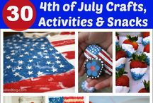 July 4th For Kids