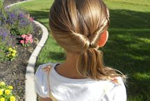 hair styles for flower girls