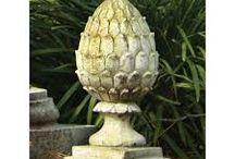 Stone artichoke