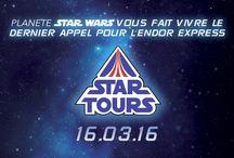 soirée Star Tours