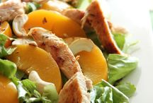 Dietetyczne sałatki