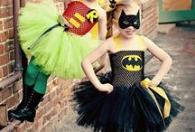 super heros / by Aileen Rivera