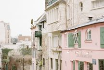 Travel - French love affair / France - what is not to love? I am passionate about French food, food and flower markets, brocantes filled with soft worn linen, old china plates, silver cutler