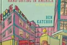 Ben Katchor / Hand Drying in America and other stories